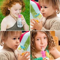 Portable <font><b>Spill</b></font> Proof Milk Juice Soda Wat