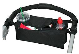 KAMSOL Portable Universal Fit Oxford Baby Stroller Storage B
