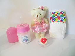Baby Alive Doll Snackin Lily Custom Set - NO DOLL - Custom 2