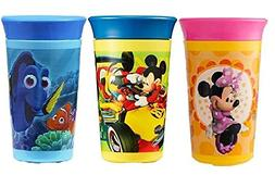 Disney Baby Simply Spoutless Cup 9 Ounce Bundle: Mickey Mous