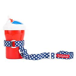 BooginHead SippiGrip Adjustable Cup & Bottle Leash/Tether -