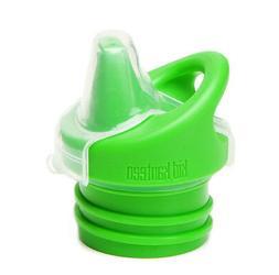 Klean Kanteen Sippy Cap, Green
