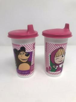 sippy cup bell tumbler 10oz set of