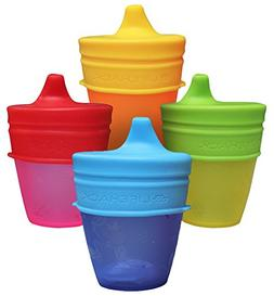 Sippy Cup Lids by MrLifeHack -  - Makes Any Cup Or Bottle Sp