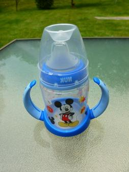 Nuk Sippy Cup Mickey Mouse New  BPA Free