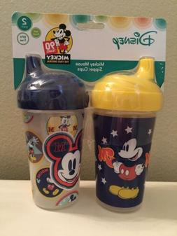 Disney Sippy Cups Mickey Mouse BPA Free