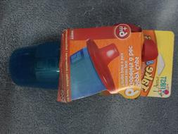 sippy cups qty 6 take and toss the first years w/ travel cap
