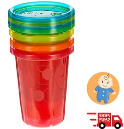 Sippy Cups The First Years Spill Proof Straw Cups Training T