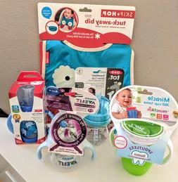 Sippy Cups Variety Set - Munchkin, OXO tot, NUK, and Avent.