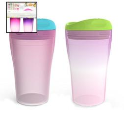 Sippy Stackers Big Kid Cup Girl 10 OZ FREE SHIPPING Baby Boy