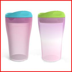 Sippy Stackers Big Kid Cup Girl 10 OZ FREE SHIPPING