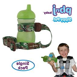 PBnJ Baby SippyPal Sippy Cup Strap Holder Leash Tether