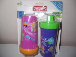 Playtex sipster stage 3 sippy cups