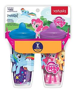 Playtex Sipsters Stage 3 My Little Pony Spill-Proof, Leak-Pr