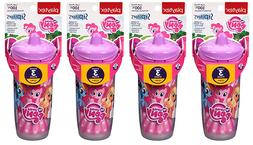 Playtex Sipsters Stage 3 My Little Pony Spill-Proof Sippy Cu