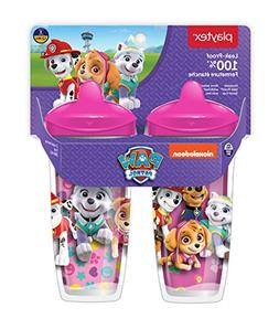 Playtex Sipsters Stage 3 Paw Patrol Spill-Proof, Leak-Proof,
