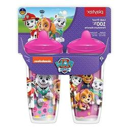 Sipsters Stage 3  Paw Patrol Playtex Spill-Proof, Leak-Proo