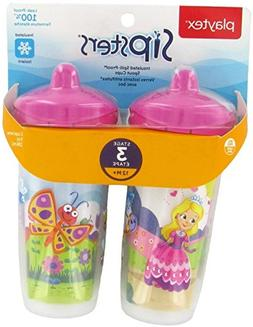 Playtex Sipsters Stage 3 Princess/Butterfly Spill-Proof, Lea