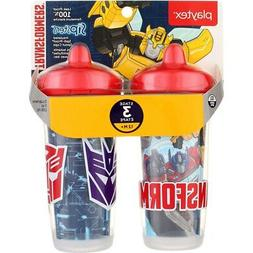 Playtex Sipsters Stage 3 Transformers Insulated Spout Sippy