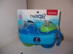 sipsters stage one 4m sippy cup new