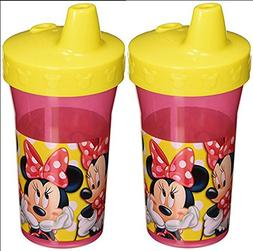 The First Years 2-Pack Slim Line Sippy Cup - Disney Minnie M