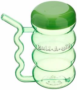 Small Cup with Built-in Straw, 13 oz. Sippy Cup with Secure