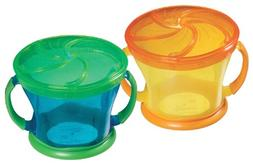 Munchkin Snack Catcher, 9 Ounce, 12+ Months, Color May Vary
