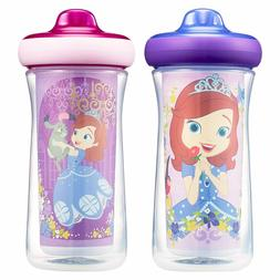 - The First Years Disney Sofia Insulated Hard Spout Sippy C