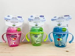 CHICCO Soft Cup 6+ Begginer Sippy Cup 200 ml 7 oz BPA Free N