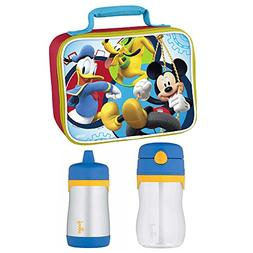 Thermos Soft Lunch Kit w/ 10oz & 11oz Sippy Cup Drink Bottle