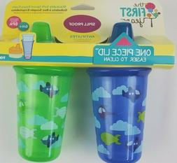 The First Years Soft Spout Stackable Sippy Cups - 2 Pack