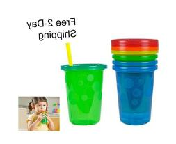 spill proof straw sippy cups with snap