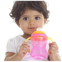 Nuby Spill Proof Toddler Baby Infant 2 Handle Spout Training