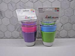 Munchkin Splash Toddler Cups with Training Lids, 7 Ounce, 4