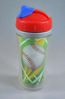 Playtex Sports 9oz Insulated Sippy Cup  Pop-Up Straw BPA-Fre