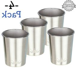 Stainless Steel Cups For Kids And Toddlers 8 Oz  Sippy Home