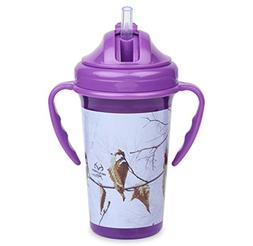 Straw Top Sippy Cup | Realtree Xtra Colors Purple, BPA Free