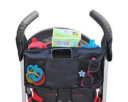 Mighty Clean Baby Stroller Organizer - Fits Most Strollers a