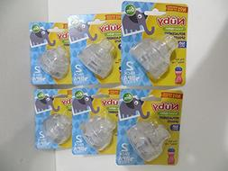 Nuby Super Spout Replacements 9955  for the 10 Oz NUBY Super