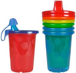 The First Years Take and Toss Spill-Proof Sippy Cups, 10 Oun