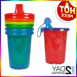 The First Years Take and Toss Spill Proof Sippy Cups 10 Oz O