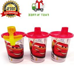 The First Years Take & Toss Disney Baby Cars Sippy Cups 9M+