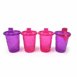 The First Years Take Toss Spill-Proof 4-Pack Sippy Cups - 10