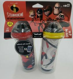 ❗️The First Years Disney Incredibles 2 Insulated Sippy C