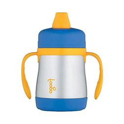 Thermos Foogo Vacuum Insulated Soft Spout Sippy Cup - 7oz -
