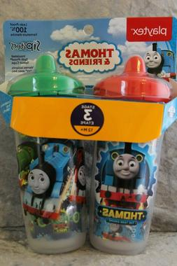 Thomas Train Sippy Cup Spill Proof Playtex Toddler Baby Cups