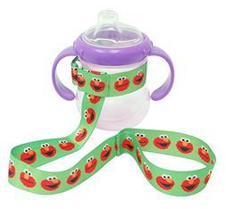 3 Pack Petite Creations No Throw Sesame Street Bottle Holder