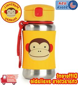 Skip Hop Toddler Sippy Cup Transition Bottle Stainless Steel
