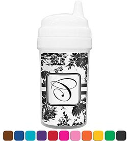 Toile Toddler Sippy Cup