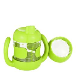 OXO Tot Sippy Cup Set with Bonus Training Lid and Removable